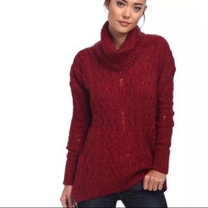 Free People Complex Cowl Pullover
